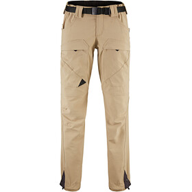 Klättermusen W's Gere 2.0 Pants Short Khaki